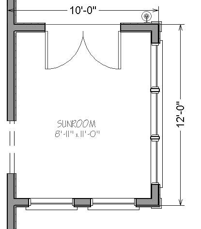 Sunroom Addition Construction Cost Package Links Simply Additions