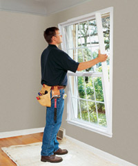 House Window Installation Home Design Photo